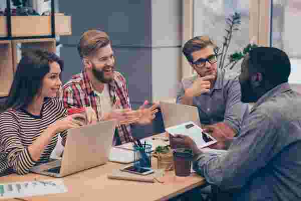 It's More Than a Seat at the Table: 4 Attributes of an Inclusive Workplace