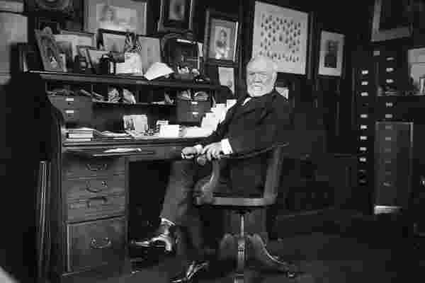 How Andrew Carnegie Found Success in the Face of Failure
