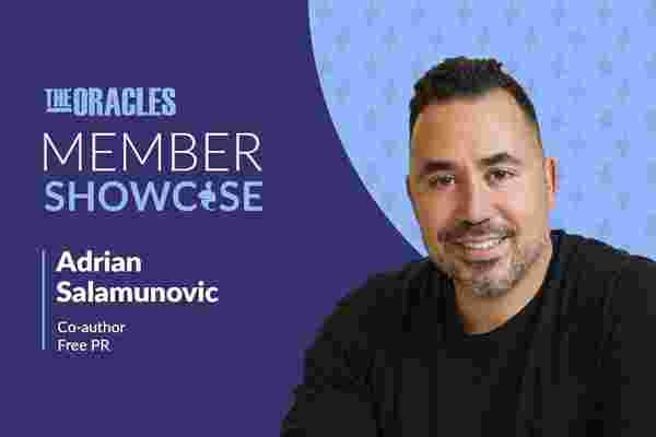 How an $8 Million Mistake Turned Adrian Salamunovic Into a Startup Whisperer