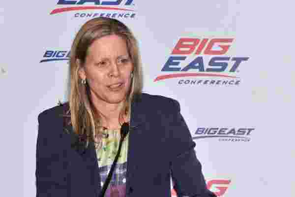 With No Clear Role Models, This Female NCAA Commissioner Made Her Own